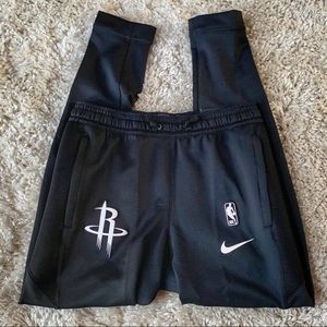 Nike X NBA Houston Rockets Sweat Pants AA4889-010